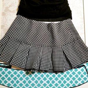 Charlotte Russe Skirts - 90s VTG Wrap Mini Skirt